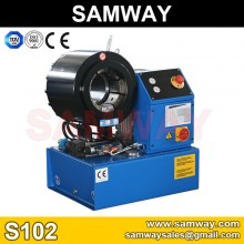 SAMWAY S102  Hydraulic Hose Economical Crimping Machine
