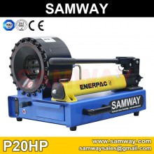 SAMWAY P20HP Hydraulic Hose Portable Crimping Machine