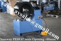 6'' Hose Crimping Machine and for all hydraulic hose 8 wire