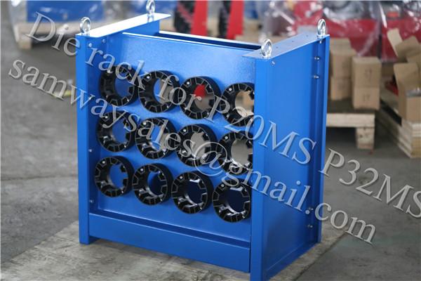 Die sets rack for P20MS P32MS P20CC P20CS P32CS FP120 of Finnpower